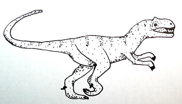 allosauro 133
