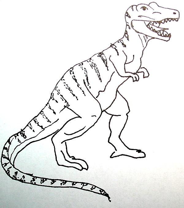 Disegni da colorare dinosauri e altri rettili preistorici - Animali immagini da colorare pagine da colorare ...