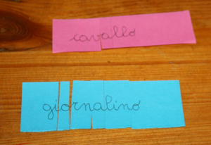 Imparare a scrivere e leggere dopo i 6 anni col metodo Montessori