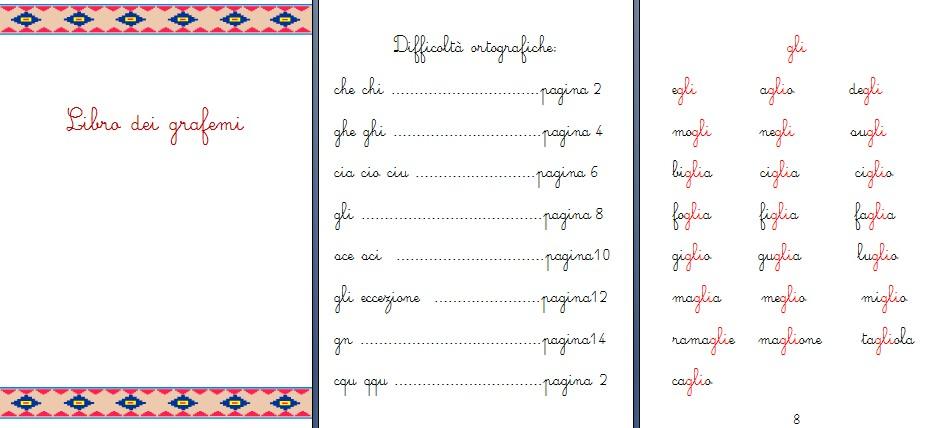 digrammi e trigrammi