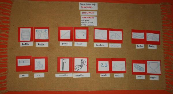 omografi Montessori 25