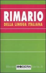 rimario della lingua italiana