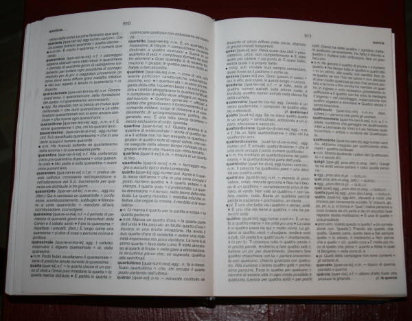uso del dizionario 3