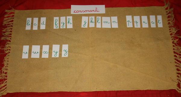 vocali e consonanti 3