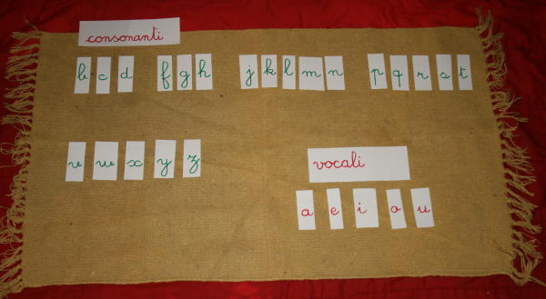 vocali e consonanti 5