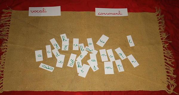 vocali e consonanti 6