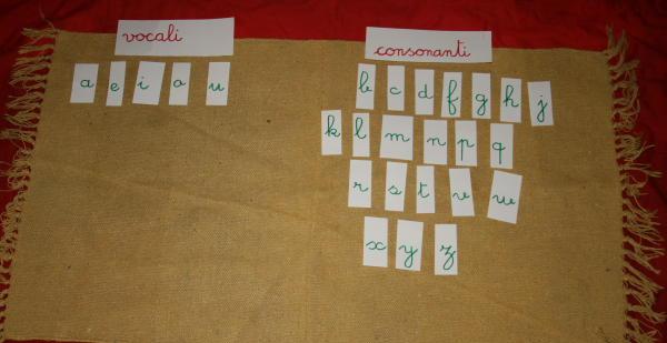 vocali e consonanti 7