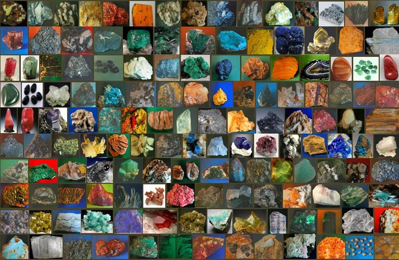 I MINERALI con nomenclature Montessori pronte per la stampa. Le nomenclature comprendono 145 minerali. Tutto l'argomento rientra nell'ambito della Prima grande lezione Montessori