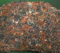 granito a feldspati alcalini 169