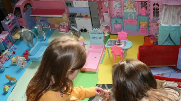 gioco della fattoria Montessori1