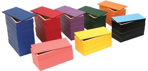 scatole di riempimento