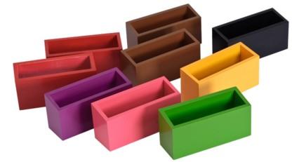 scatole per i comandi
