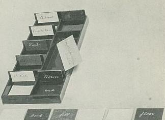 scatoliere grammaticale 6