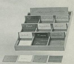 scatoliere grammaticale 8