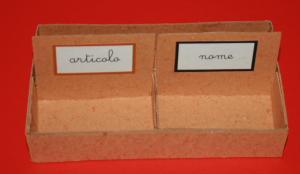 scatole grammaticali DIY 14