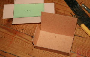 scatole grammaticali DIY 4