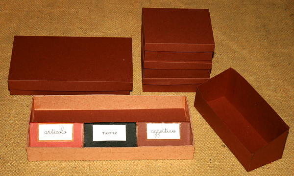 scatole grammaticali DIY 46