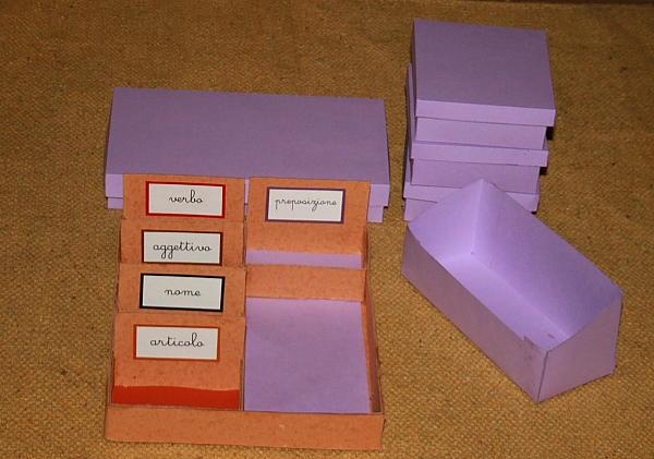 scatole grammaticali DIY 49
