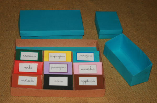 scatole grammaticali DIY 53
