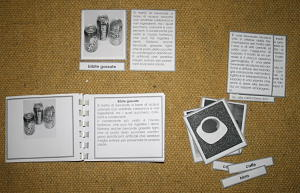 nomenclature Montessori 5