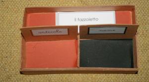 scatola grammaticale I 5