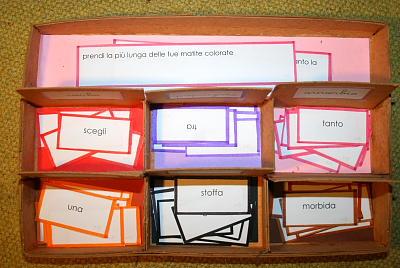scatola grammaticale V 3
