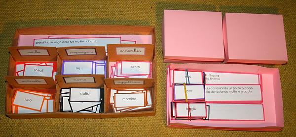 scatola grammaticale V 4