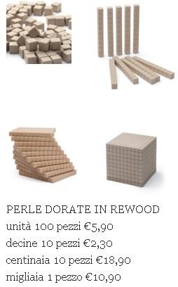 PERLE DORATE REWOOD