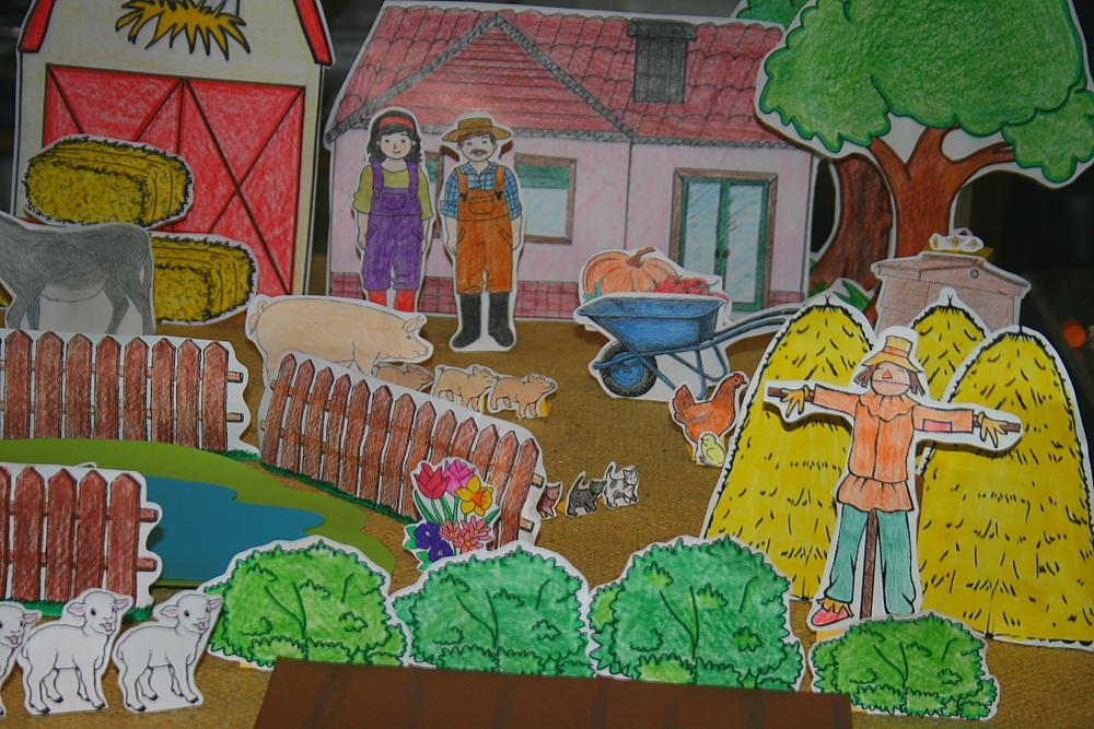 articoli Montessori fattoria 1