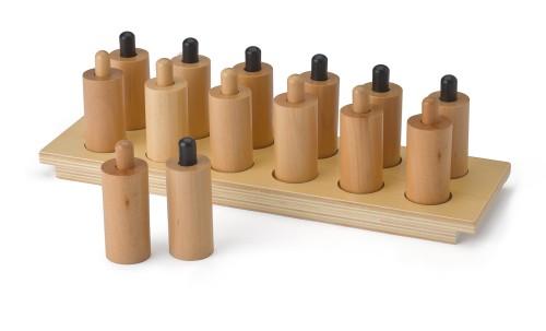 cilindri delle pressioni da appaiare con vassoio