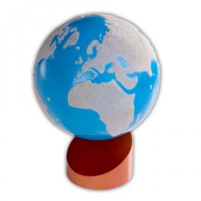 globo terra e acqua