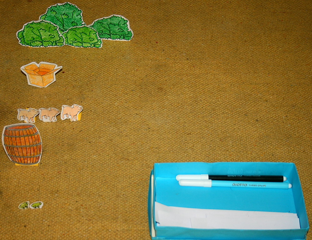 Psicogrammatica Montessori: il plurale degli articoli