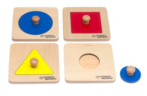 Acquisto online di materiali Montessori da 0 a 3 anni