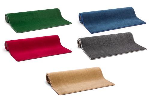 tappeto in cashmire cm 80x120 vari colori