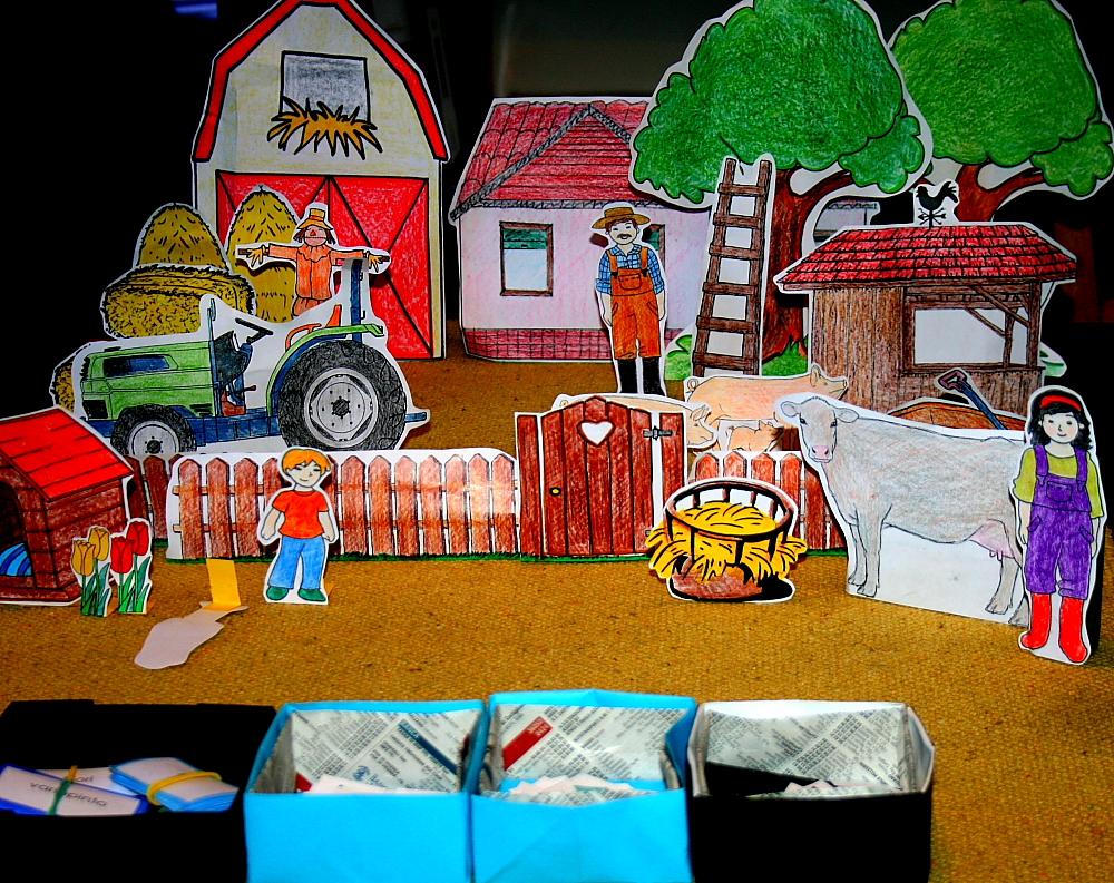 fattoria Montessori 1