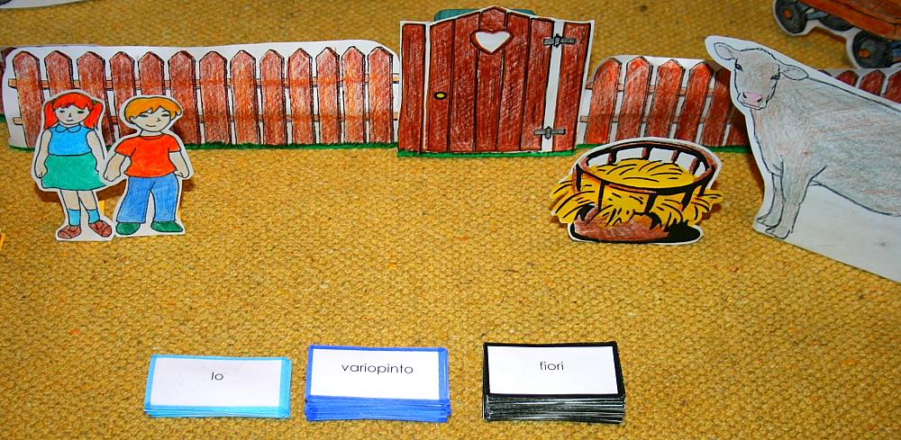 fattoria Montessori 2