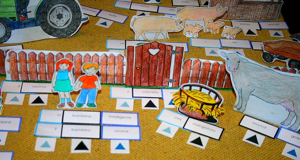 fattoria Montessori 4