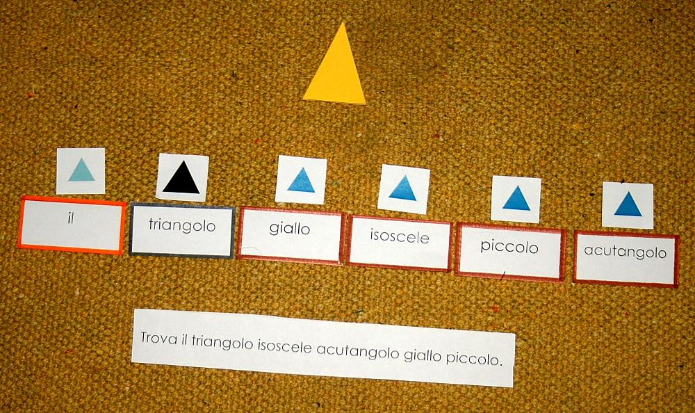 gioco del detective Montessori 13