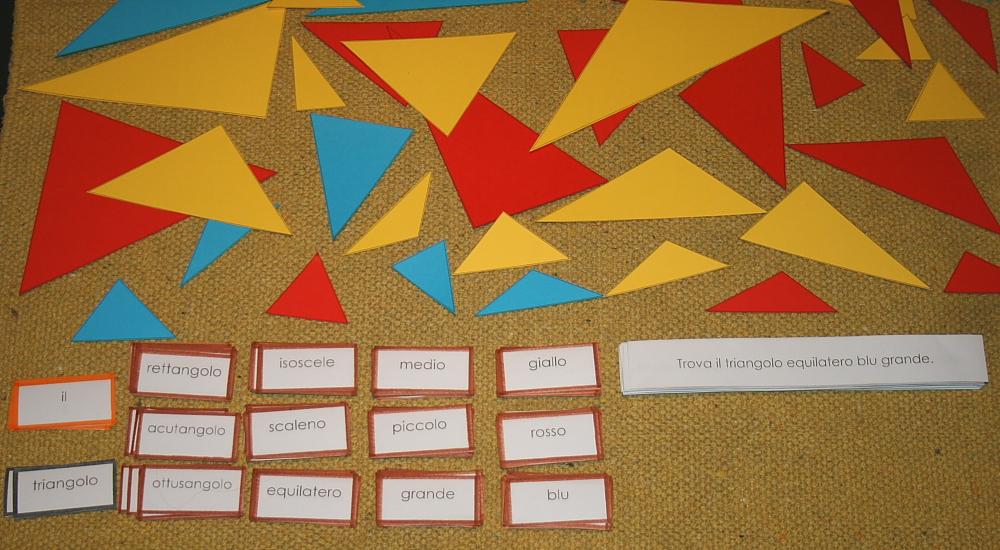 gioco del detective Montessori 2