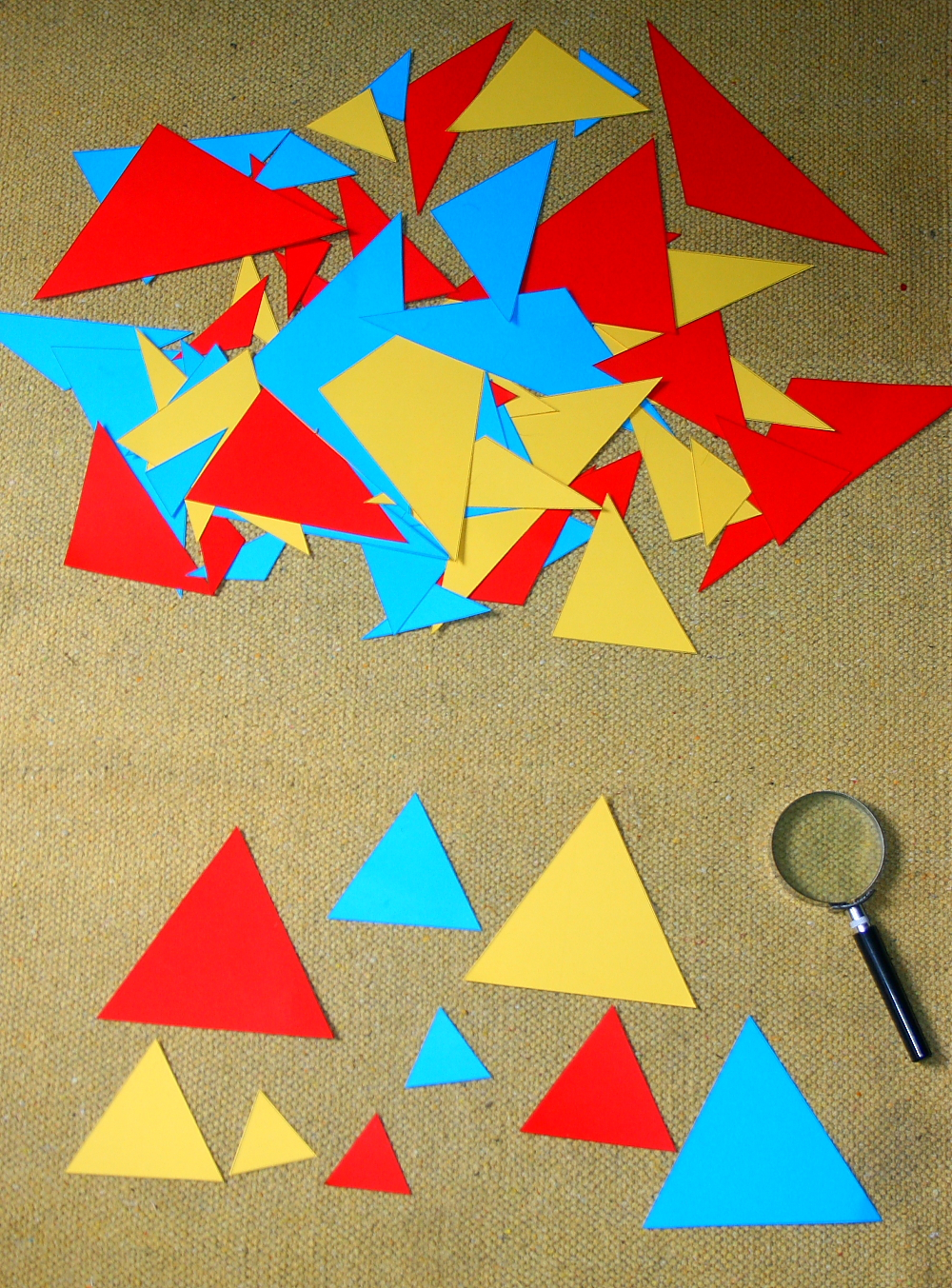 gioco del detective Montessori 27