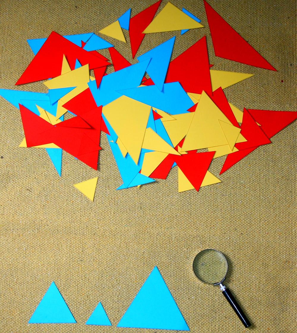 gioco del detective Montessori 28