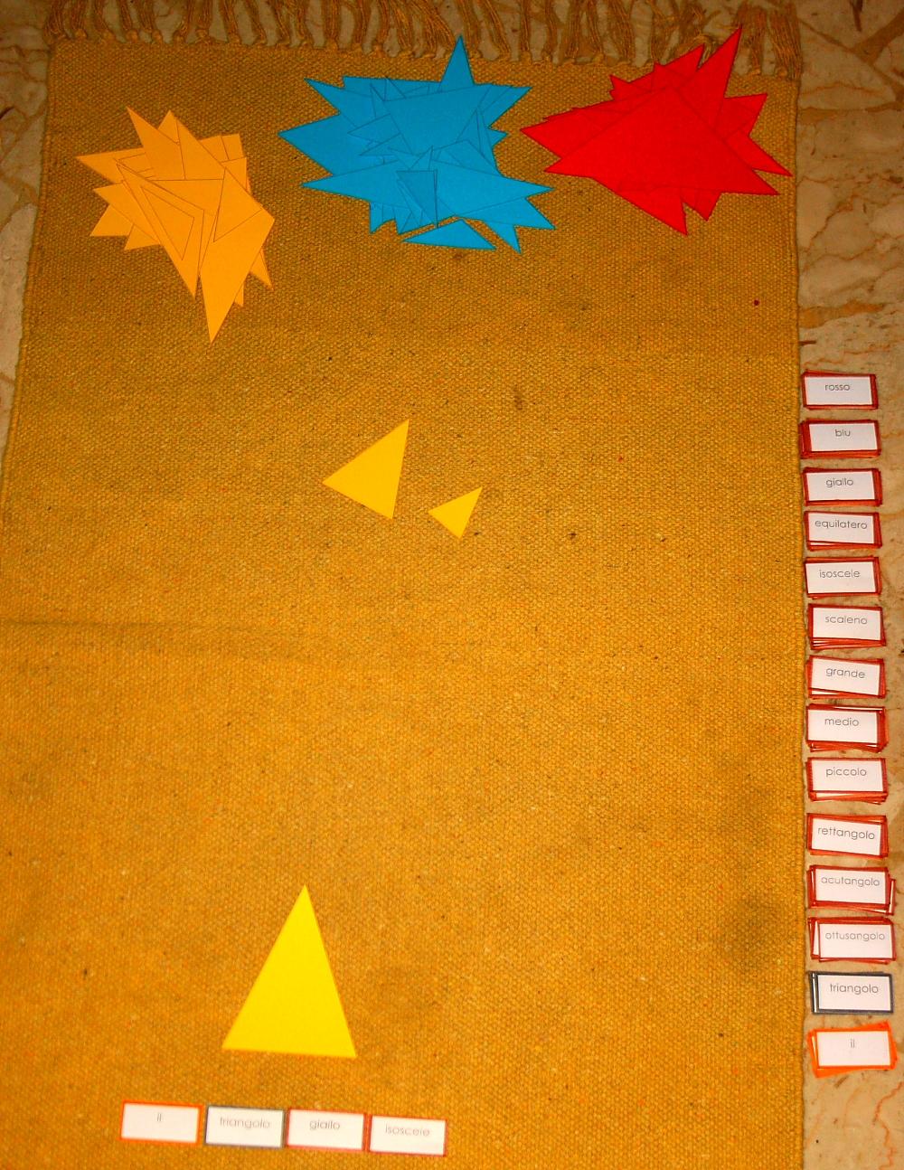 gioco del detective Montessori 9