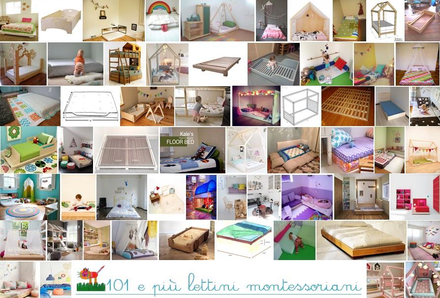 Cameretta Montessori Ikea : Lettino montessori come e perchÈ facciamo che sono mamma