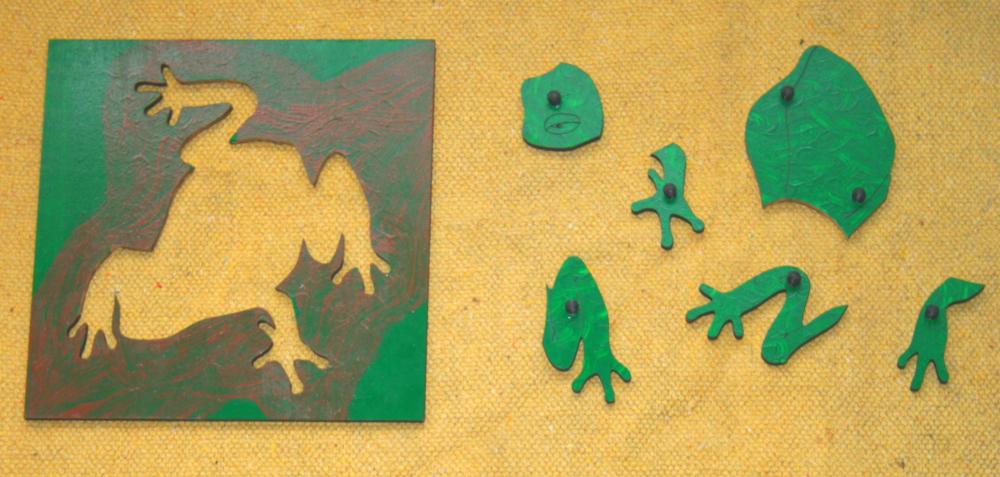 incastro della rana 3