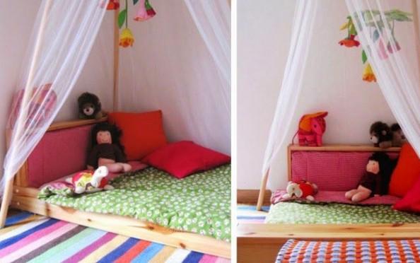 lettino Montessori 40
