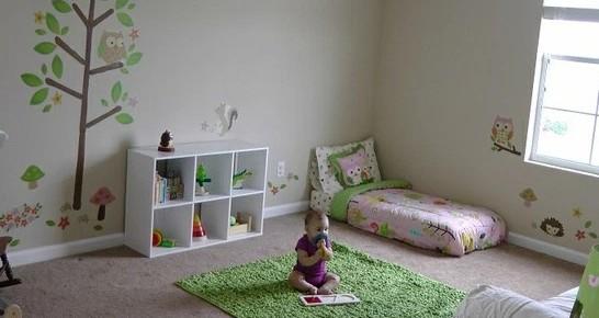 lettino Montessori 48