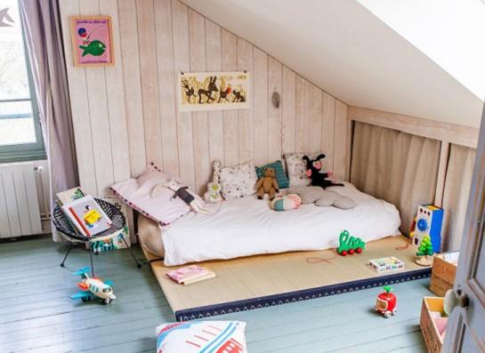 Letto Per Bambini Montessori : E più lettini montessoriani montessori da a anni