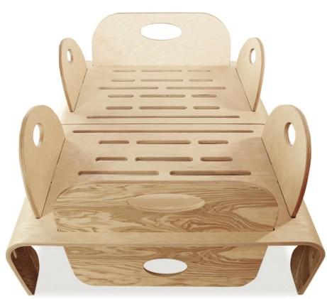 lettino Montessori 58