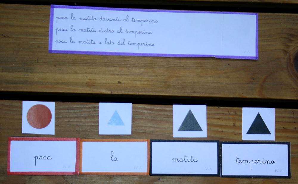 preposizioni Montessori 5