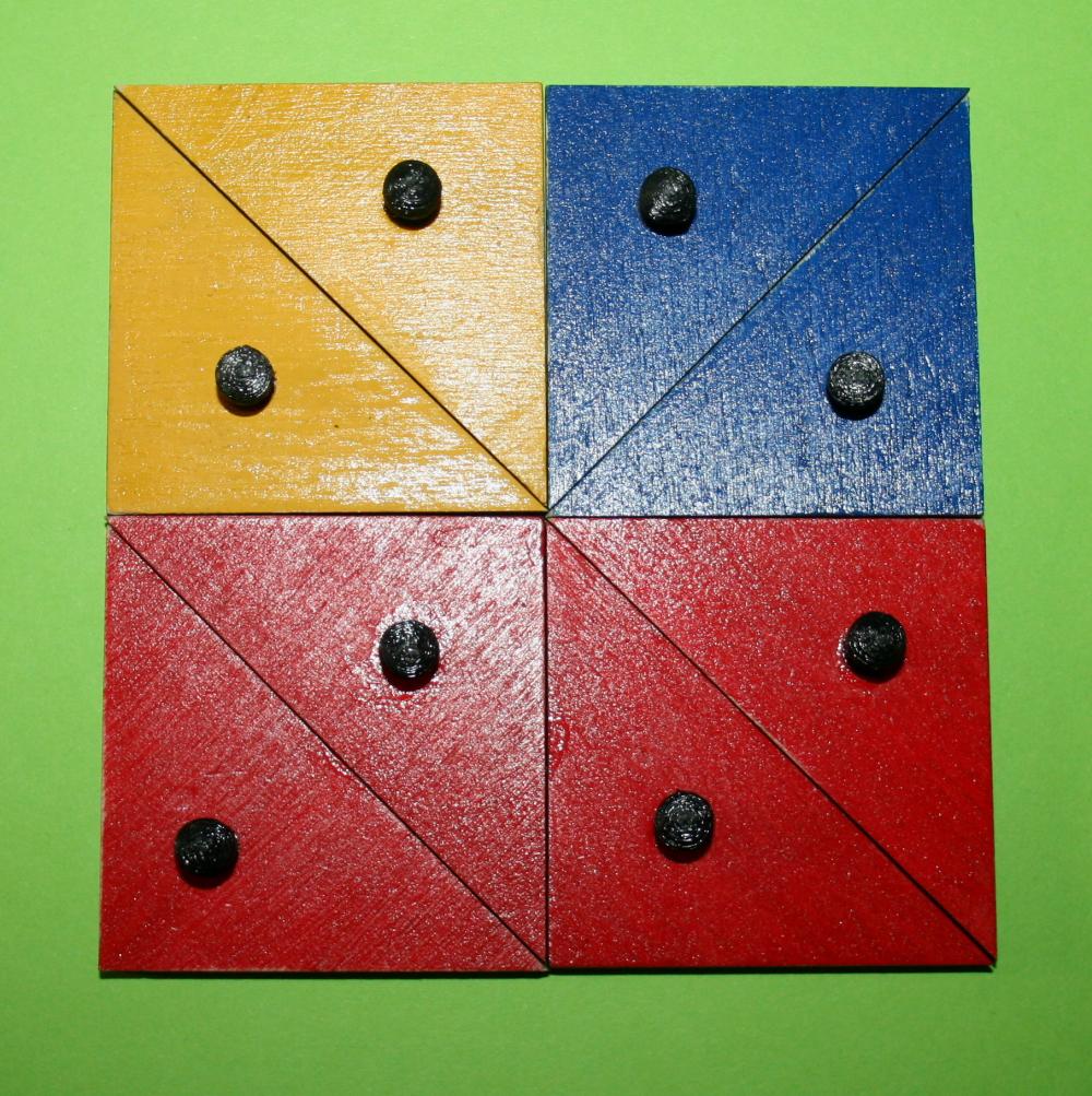 teorema Pitagora Montessori 12
